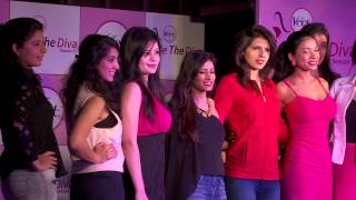 Behind the scenes at Veet Be The Diva Grand Finale Thumbnail