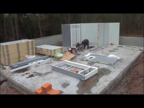 Casas Modulares | Construção Tempo Recorde