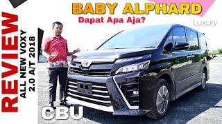 Explorasi All New VOXY Lebih Bagus dari VENTURER 2018 Toyota Indonesia