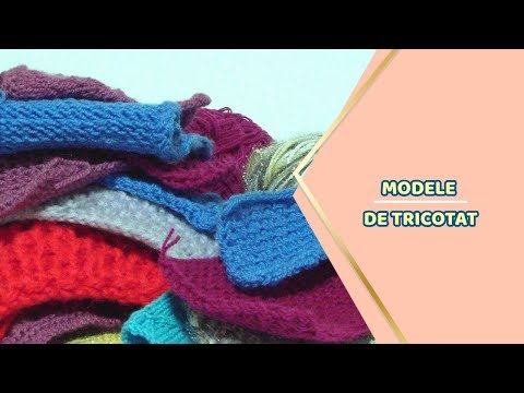 Modele de tricotat-model 4. from YouTube · Duration:  10 minutes 12 seconds
