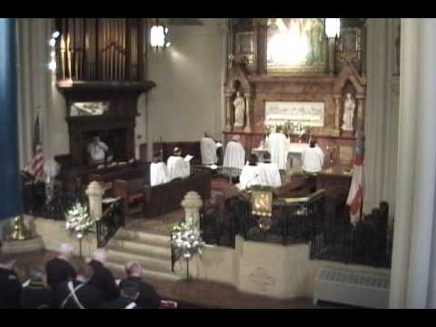 Founders Day Service 2009, Part 4 @ St. John