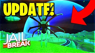 ALIEN INFECTION UPDATE! PLAY EARLY IN ROBLOX JAILBREAK! (ROBLOX)
