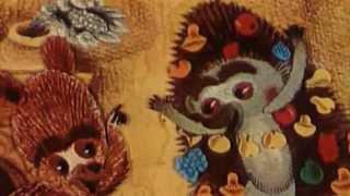 В лесу родилась ёлочка - клип для детей