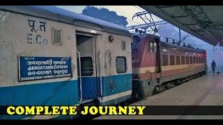 A Complete Journey : 12074 Bhubaneswar - Howrah JANSHATABDI Express (Indian Railways) thumbnail