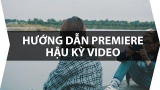 TRUCK : Hướng dẫn Premiere dựng phim quay bằng IPHONE + FILMIC PRO