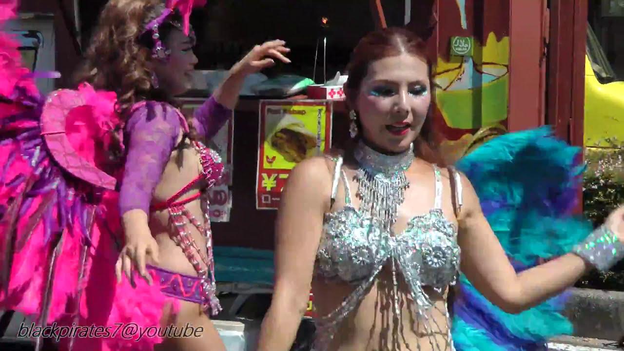 お祭りパレード☆ SAMBA CARNIVAL (サンバカーニバル)