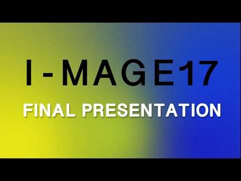 I-MAGE17 最終発表会