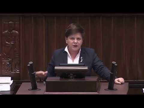 - Te NAGRODY nam się należały! - wykrzyczała dziś Beata Szydło w Sejmie ‼