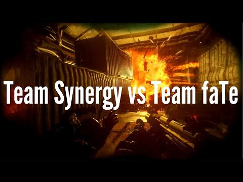 Team Synergy vs Team faTe - Genetic Gaming Ramadan Tournament.