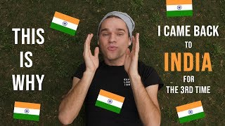 Why I Came Back to INDIA? 🇮🇳| Come Meet Me!