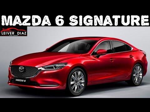 nuevo mazda 6 signature 2020 - un lujo de auto - youtube