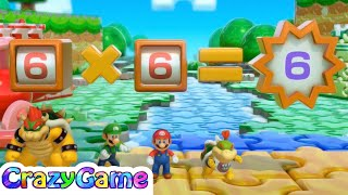 Super Mario Party - All Lucky Minigames Gameplay