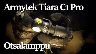 Testattu: Armytek Tiara C1 Pro otsalamppu