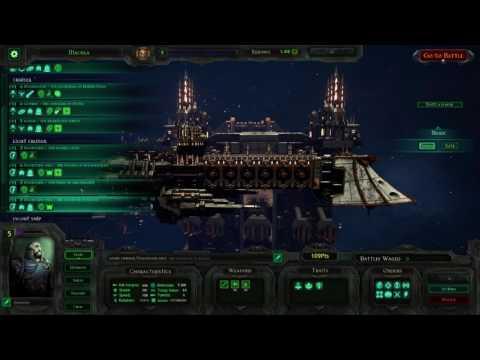 Battlefleet Gothic: Armada Imperial Navy Ships
