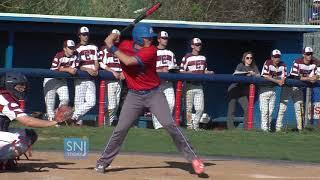 Washington Township 11 Eastern 9   HS Baseball   Lorenzo Morello 3-4, 3 RBI's