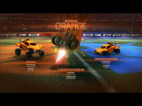 Rocket league horrible moment