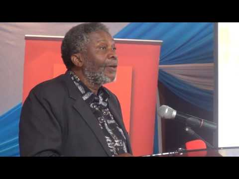 Prof Horace Campbell Lecture On Challenges of the Pan-African movement in the 21st century