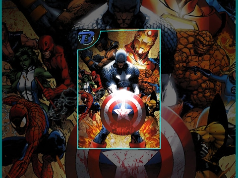 Civil War - Dublado Motion Comic ( Marvel Comics ) 🎬