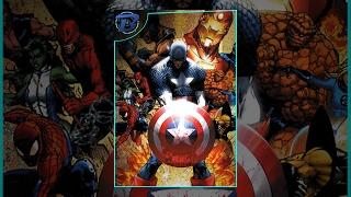 Civil War - Filme Completo - Dublado Motion Comic ( Marvel Comics ) 🎬