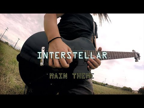 Interstellar - Main Theme | Metal/Djent Cover
