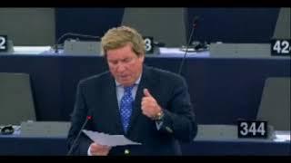 Gabriel Mato, sobre el Programa Estadístico Europeo hasta el 2020