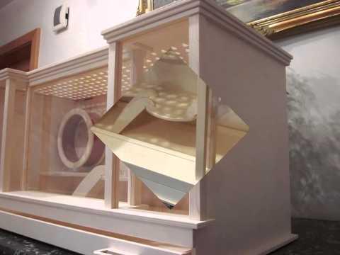 how to build a hamsterhouse doovi. Black Bedroom Furniture Sets. Home Design Ideas