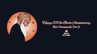 550th Birth Anniversary | Shri Gurunanak Dev Ji | Nagar Kirtan Dalli Rajhara |  Stories By Moonlight