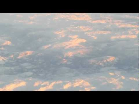 Snow Mountains view from Emirates Airlines by Arun Kumar B on Dec 2011 - Part 1