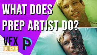 What Is A Prep Artist in Visual Effects ? - VFX QUICKIE [HINDI]