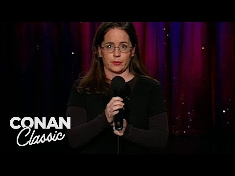 "Martha Kelly Wants To Be A Motivational Speaker - ""Late Night With Conan O&39;Brien"""