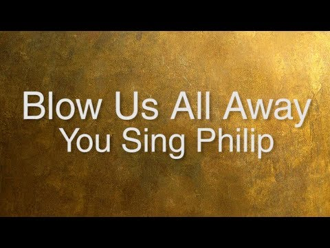 Hamilton - Blow Us All Away - Karaoke/You Sing Philip