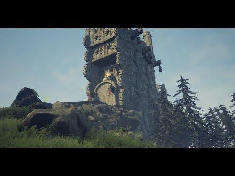 Castle Ruins Unreal Engine 4