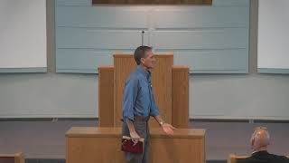 2021 01 24   AM Sermon   Richard Perry- Purpose, Passion, and Vision... Purpose