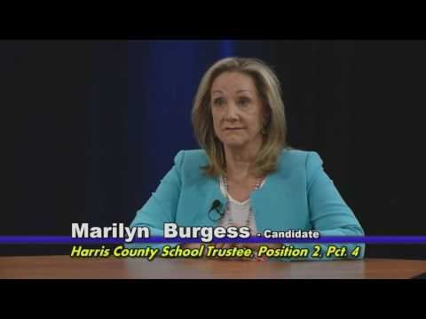 Candidates for Harris County Department of Education 2016