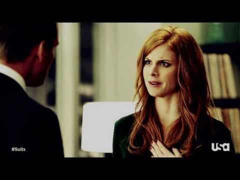 I don't love you (but I always will) | Harvey and Donna