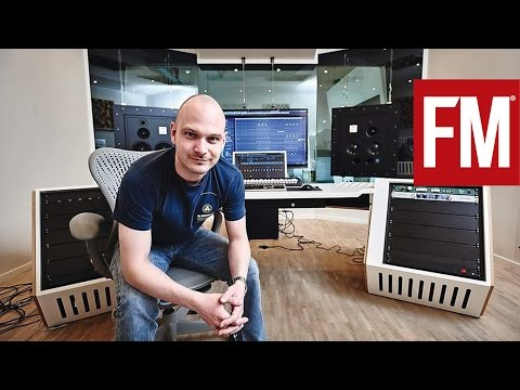 In The Studio with Noisia: Part 1 – Martijn van Sonderen on creating Reptilians