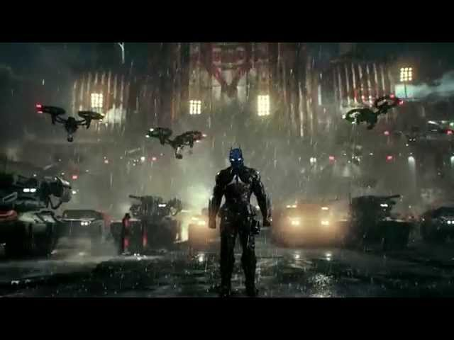 Batman Arkham - Who We Are
