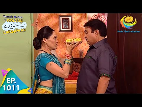 Taarak Mehta Ka Ooltah Chashmah - Episode 1011 - Full Episode