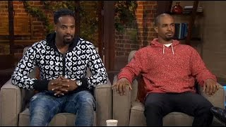 Shawn Wayans & Damon Wayans Junior Bring The Stand Up Laughs