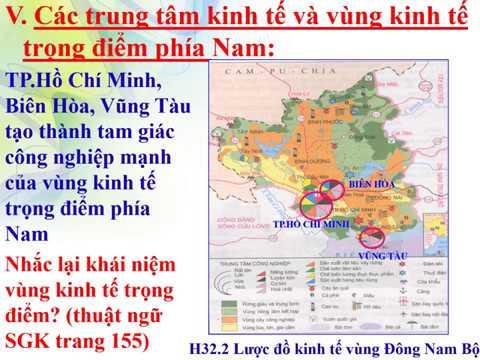 Tuần 22- Chủ đề – Vùng Đông Nam Bộ (Tiếp theo)