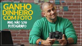 💔 VIVER DE FOTOGRAFIA SEM FOTOGRAFAR (CURSO MASTER CARA DA FOTO) 🏠