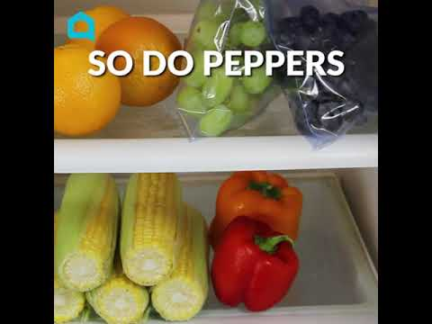 How to Keep Your Fruits and Veggies Fresh
