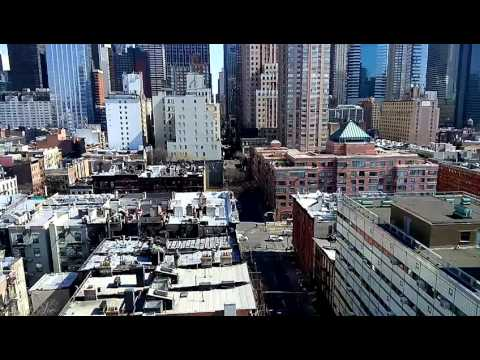 Manhattan work outside