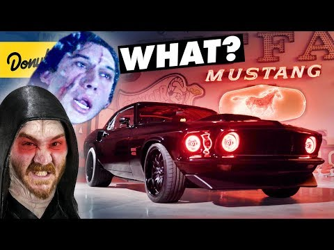 This BOSS Mustang Was Built For The DARK SIDE   Bumper 2 Bumper