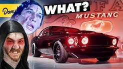 This BOSS Mustang was Built for the DARK SIDE | Bumper 2 Bumper