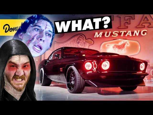 This BOSS Mustang was Built for the DARK SIDE | Bumper 2