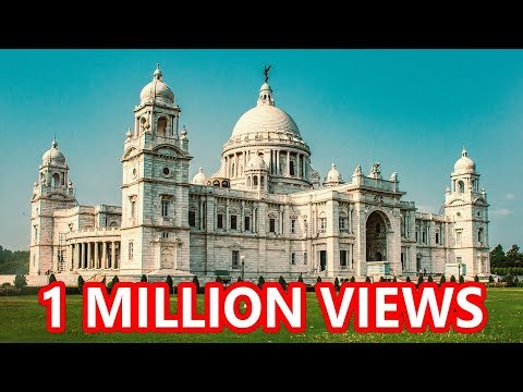 Victoria Memorial Hall - Kolkata , WB