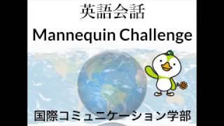 阪南大学 国際コミュニケーション学部 マネキンチャレンジ( Mannequin Challenge )