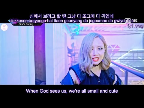 Unpretty Rapstar (언프리티 랩스타 3) She's Coming MV [English Subs + Romanization + Hangul] HD