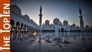 The Top Ten Most Beautiful Mosques In The World